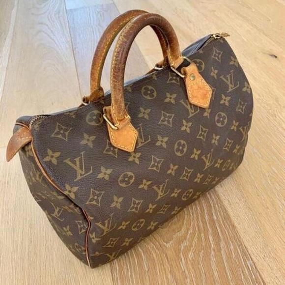 Louis Vuitton Handbags - Vintage Louis Vuitton Speedy 30